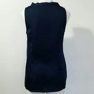 LOFT Tops - Ann Taylor Loft sleeveless ruffle front top